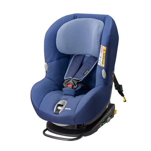 Столче за кола MIloFix / 0+/I (0-18 кг.)